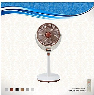 Royal Fans Louver 14 Inch Remote Pedestal Fan