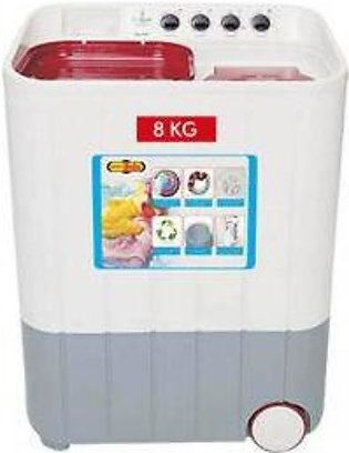 Super Asia 8KG Super Style Top Load Washing Machine SA-244