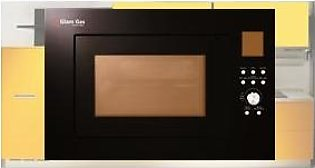 Glam Gas Buit-in Microwave G-G-023M-B