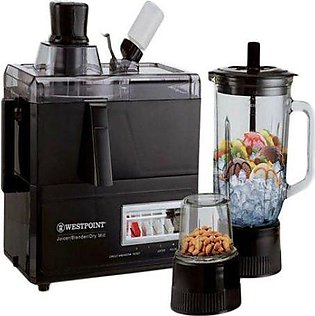 Westpoint 8823 Juicer Blender 3-in-1