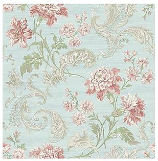 Wall Master MA90702 Floral Scroll wall paper