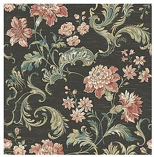Wall Master MA90700 Floral Scroll wall paper