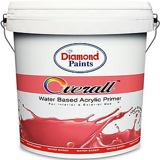 DIAMOND OVERALL WATER BASED ACRYLIC PRIMER 4 liters (Gallon size)