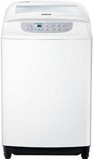 Samsung WA90F5S2UWW/LA 9.0 Kg Top Load Washing Machine with Diamond Drum (Grey)