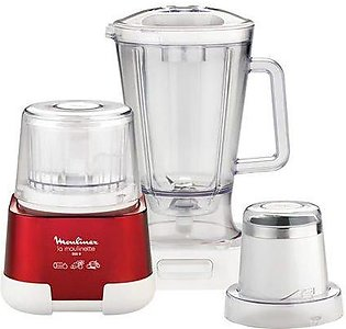 Moulinex Chopper Blender & Grinder DP-806G27