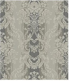 Wall Master MA90800 Floral Stripe wall paper