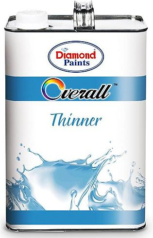 Diamond Overall Thinner 3 liters (Gallon size)