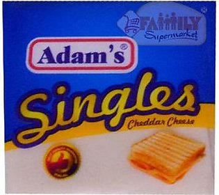 Adams Single Cheddar Cheese