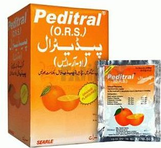 SEARLE PEDITRAL ORS ORANGE BOX