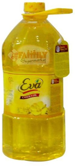 Eva Canola oil Bottle