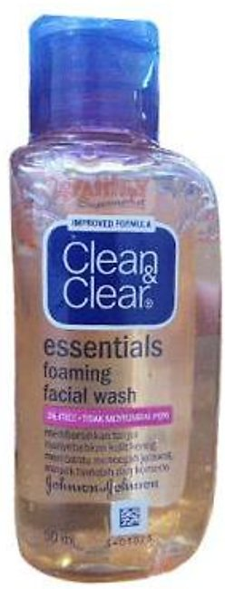 Clean & Clear Essentials Forming Facial Wash