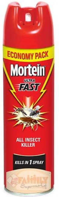 Mortein Ultra Fast All Insect Killer