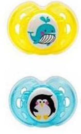 Closer To Nature 2pk Air Soother Tommee Tippee 0-6m