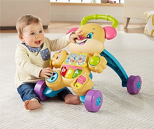Fisher Price Laugh & Learn Smart Stages Learn with Sis Walker