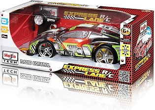 Maisto Express Lane TRN Remote Control Car – Color May Vary