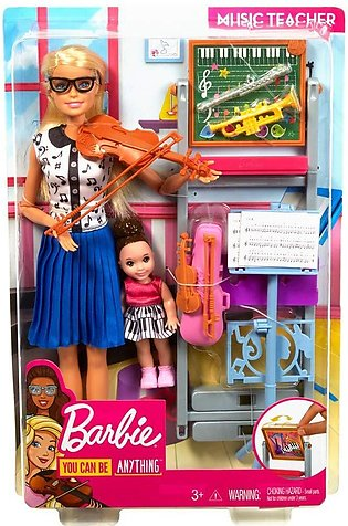 Barbie Music Teacher Doll