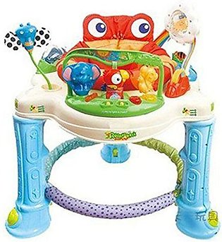 Baby Bucket Sapo Jump Musical Baby Walker