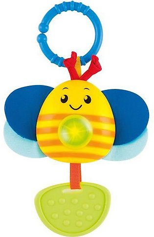 WinFun Musical Rattle With Sun And Light