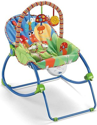 Fisher Price Infant to Toddler Rocker Bug Friends