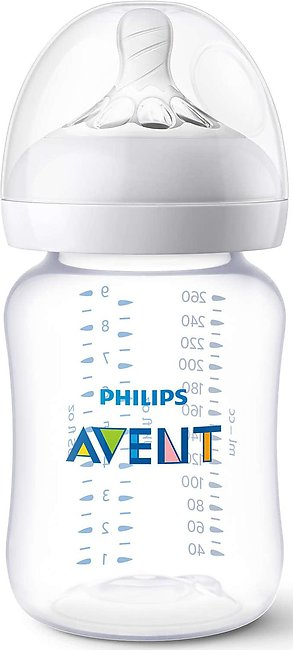 Philips Avent Natural PA baby bottle 260ML PK1
