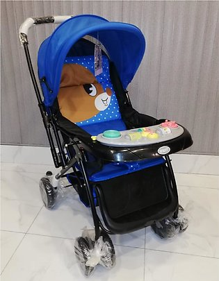 Baby Stroller With Rattles