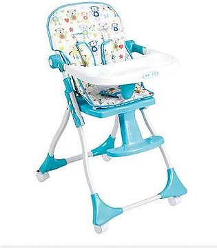 Portable Baby Dining Chair – Color May Vary