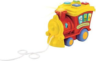 Animal Sounds Train Best Toy – Color May Vary
