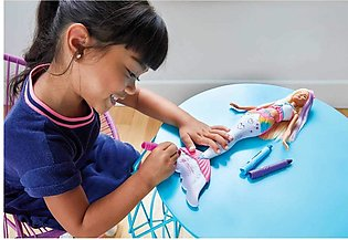 Barbie Crayola Mermaid Doll