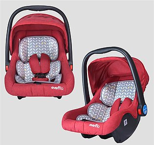 Evenflo Baby Carry Cot – Red