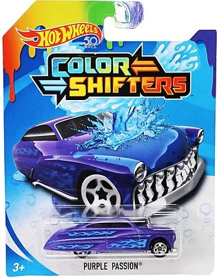 Hot Wheels Color Shifters – Color & Style May Vary