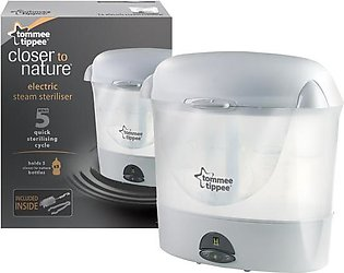 Tommee Tippee Baby Electronic Steam Simple Sterilizer