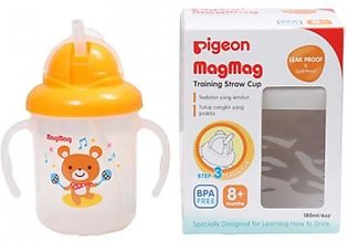 Pigeon Mag Mag Training Straw Cup