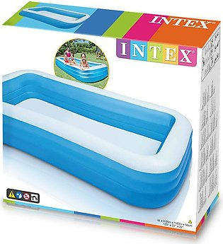 Intex Swimming Center Family Inflatable Pool