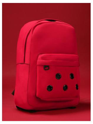 Sporty Backpack FABG19-018 RED