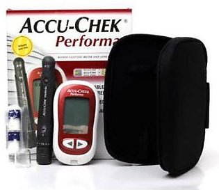 Accu Chek Performa Glucometer with 50 Test Strips