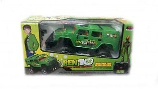 Ben 10 Remote Controlled Car Toy