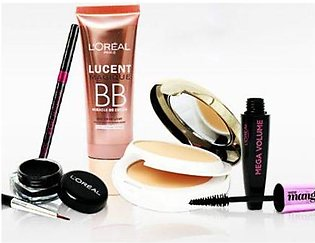 Pack of 5 Loreal Makeup Products