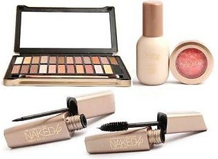 Pack Of 5 Urban Decay Naked Products