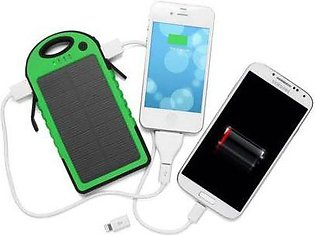 Solar 20000mAh Waterproof Power Bank