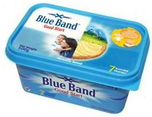 Jams, Jelly, Cheese, Spreads & Desserts - Blue Band Margarine (500G)