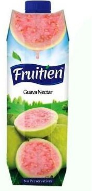 Fruitien Guava Nectar (1000ml)