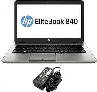 "HP EliteBook 840 G1 - 14""- Core i5 4200U - 4GB RAM - 500GB HDD Laptop (Refurb..."