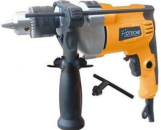 Hoteche Electric Impact Drill Machine Variable Speed Copper Motor