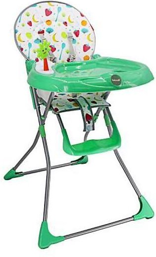 Mama & Baby High Chair For Baby HC-6638 (289A-747) Green