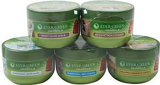 Ever Green Extra Whitening Facial Kit Multicolor