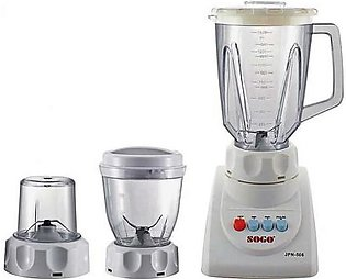 Sogo Jpn-506 - 3 In 1 Juicer Blender - 350W