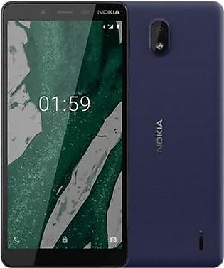 Nokia 1 Plus | Dual Sim | 1 GB RAM | 8 GB ROM | Blue