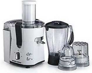 Cambridge Juicer Blender 3 In 1 JB-600 White
