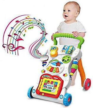 Baby Walker HE0801 Multicolor
