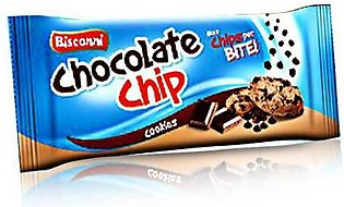 Bisconni Chocolicious Chocolate Chip Half Roll